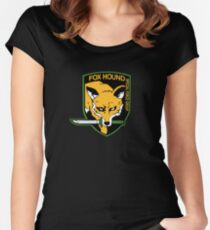 foxhound Women's Fitted Scoop T-Shirt
