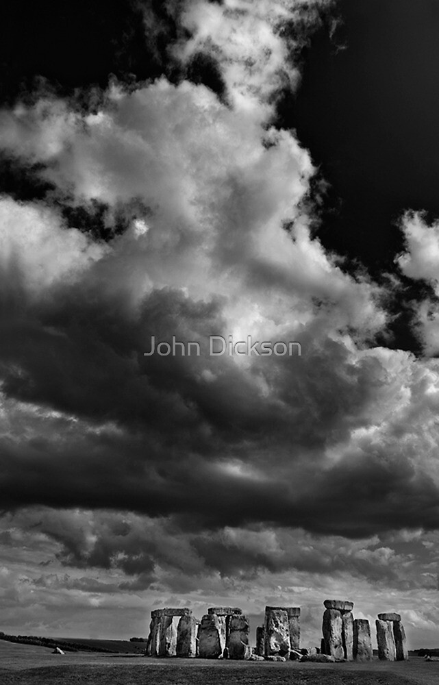 Stonehenge by John Dickson