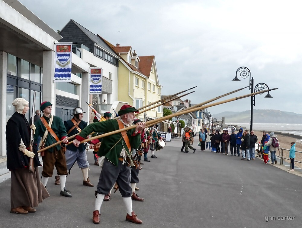 Monmouth Revolt by lynn carter