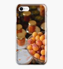 Nos belles Mirabelles iPhone Case/Skin