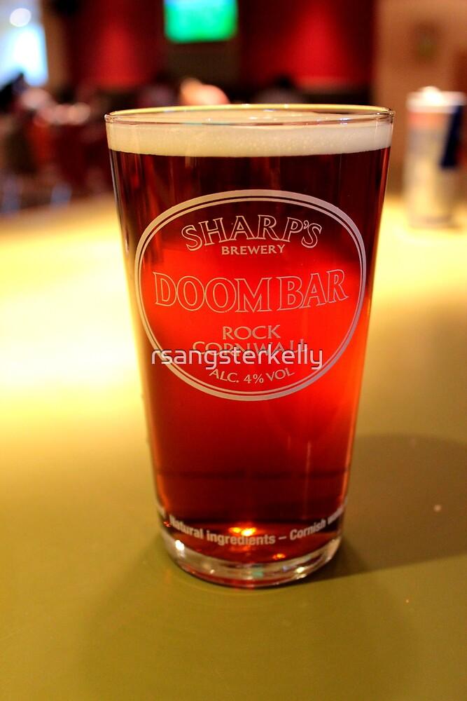 Origins Pub, UKC, Canterbury - A Pint of Doom Bar by rsangsterkelly