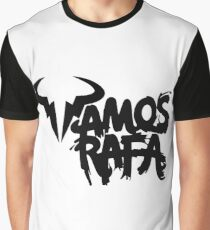 VamosRafa Graphic T-Shirt