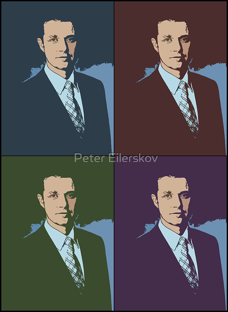 Frederik X. by Peter Eilerskov