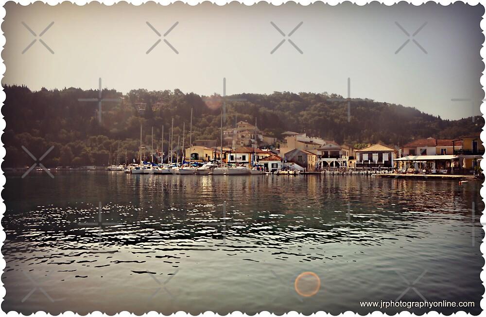 Lakka Bay,  morning time ,Paxos ,Greece by fruitcake