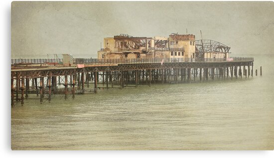 Brighton Pier by Patricia Jacobs DPAGB LRPS BPE4