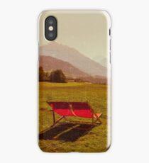 Vintage Holiday iPhone Case/Skin