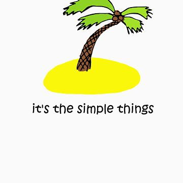 Simple Things - Island by jonnyboy98