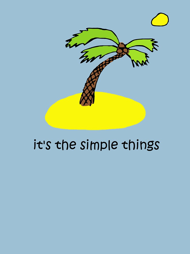 Simple Things - Island by jonnyboy98