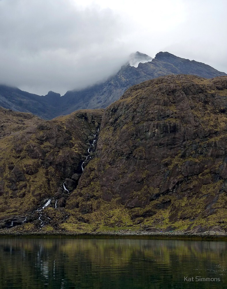 Loch Coruisk - Isle of Skye by Kat Simmons