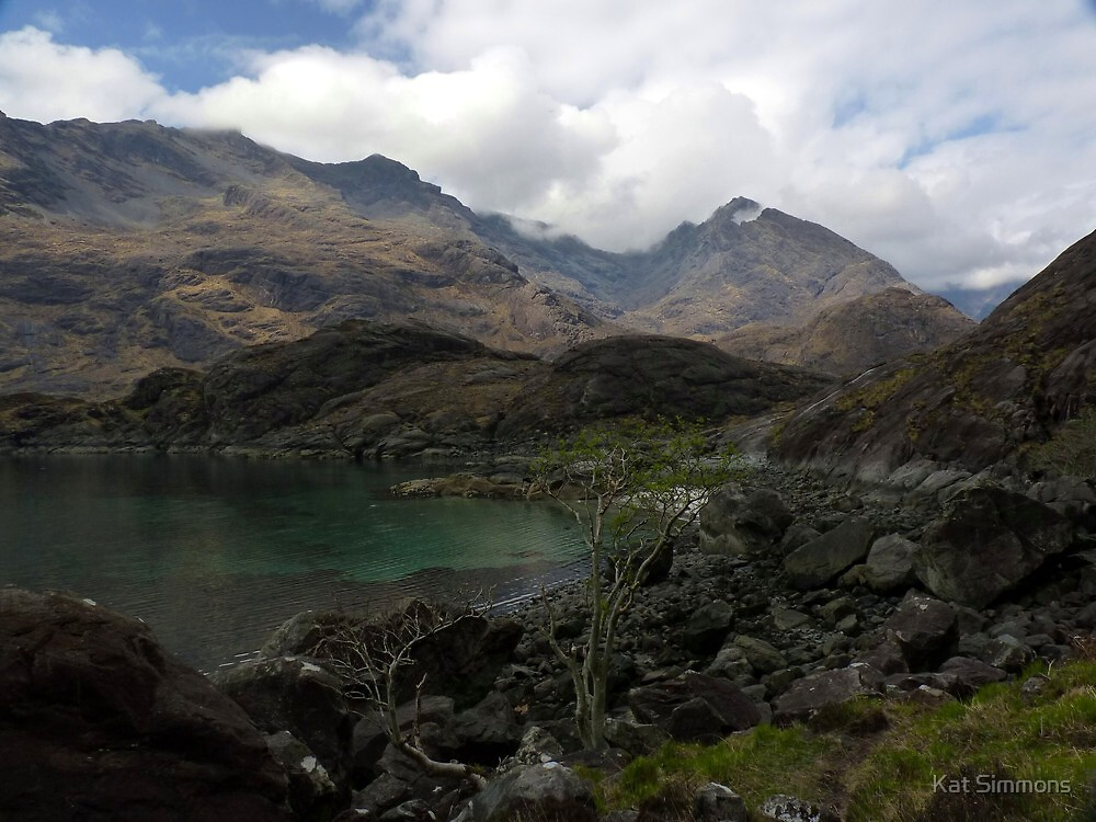 Loch Coruisk and the Cuillin - Isle of Skye by Kat Simmons