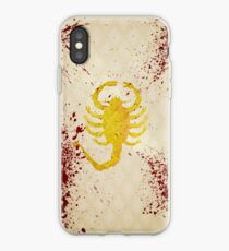 The Driver's jacket (Drive - Blood Variant) iPhone Case