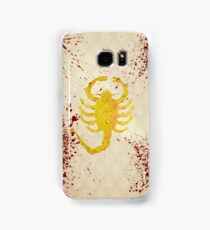 The Driver's jacket (Drive - Blood Variant) Samsung Galaxy Case/Skin