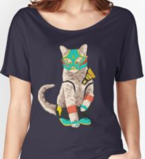 El Gato Asesino Women's Relaxed Fit T-Shirt