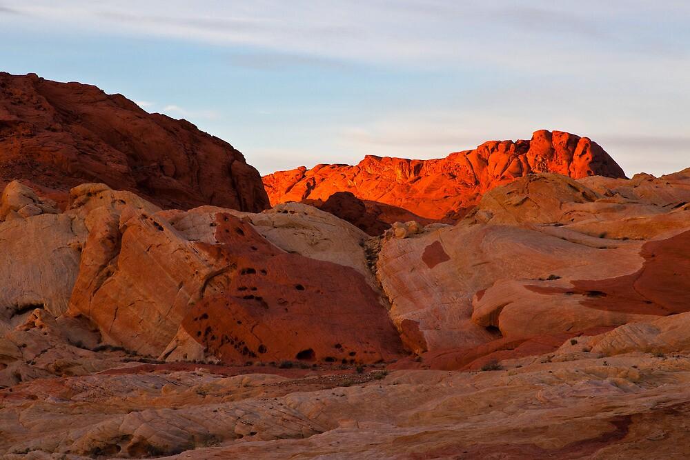 Sunrise Peak by James Marvin Phelps