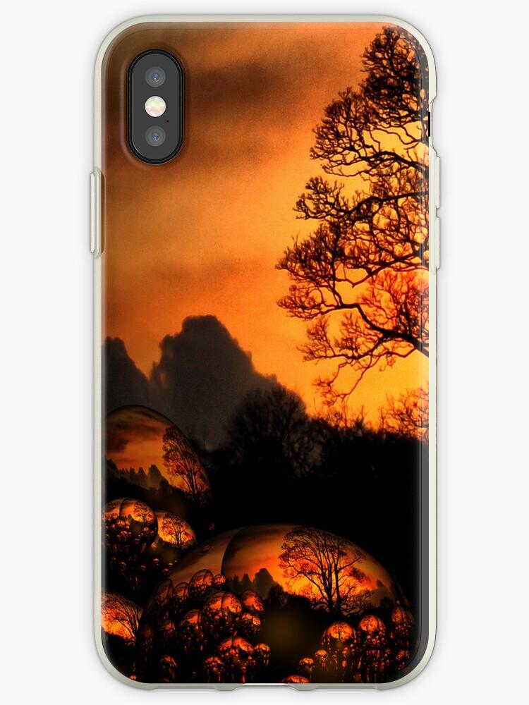 Dreamscape Amber tree by lorainek