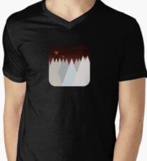 There's an app for that Kid A Men's V-Neck T-Shirt