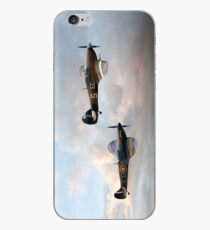 Supermarine Spitfire and Hawker Hurricane iPhone Case