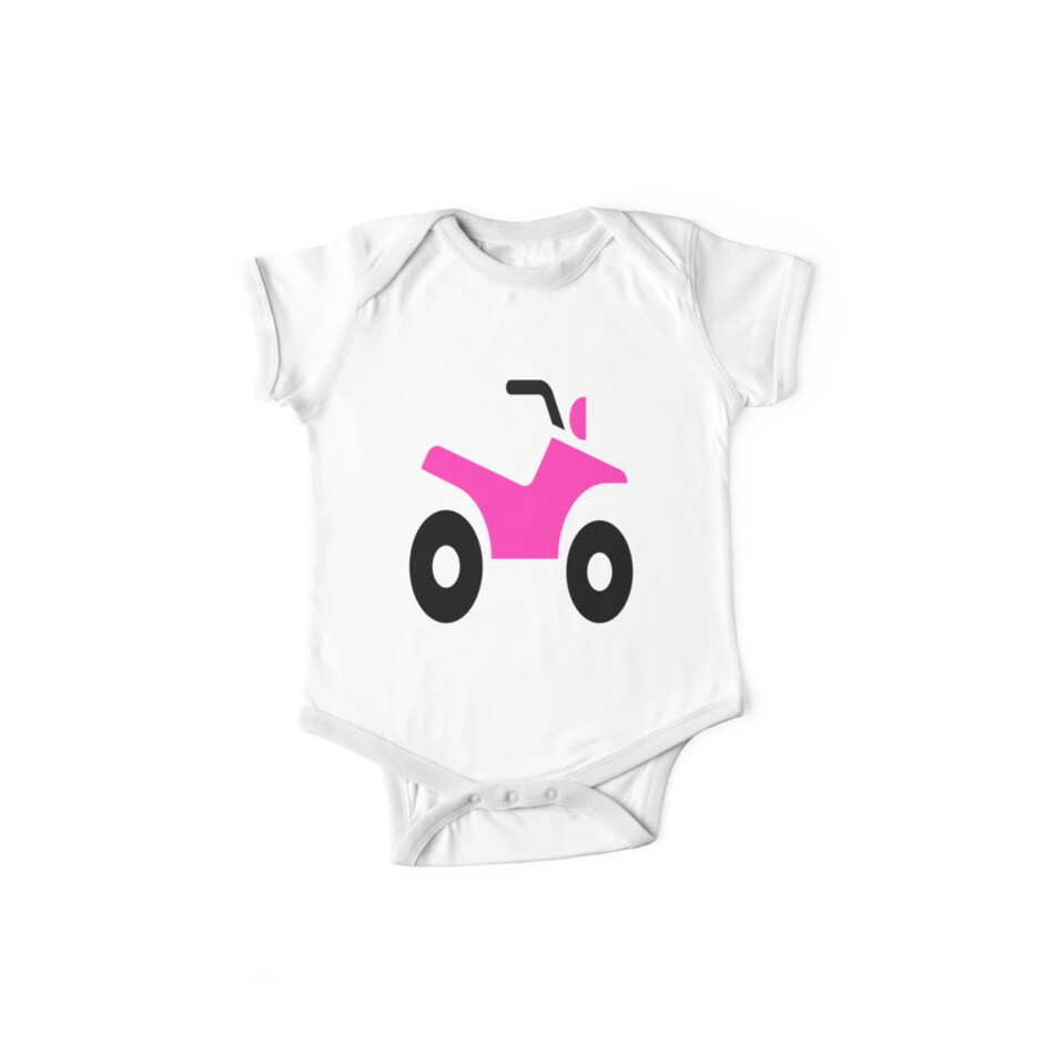 Pink Quad Bike by customclothes