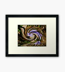Playful ! Framed Print