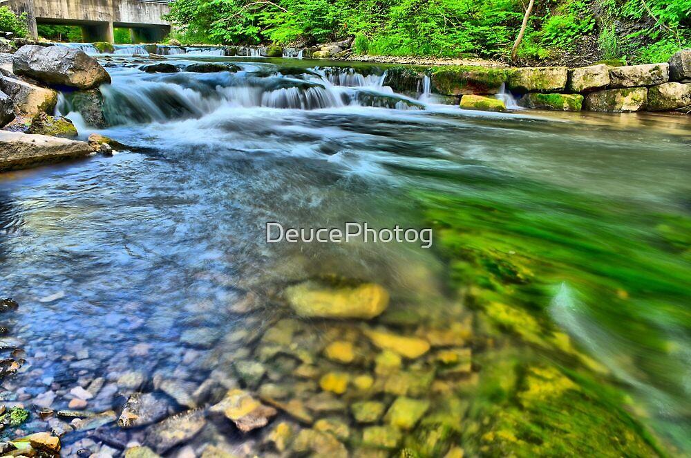 """"""" Ninemile Creek - Upstate, NY """" by DeucePhotog"""
