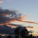 Winter Sunset in Brisbane by aussiebushstick