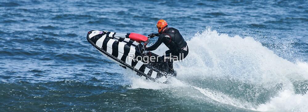 Jet Ski by Roger Hall
