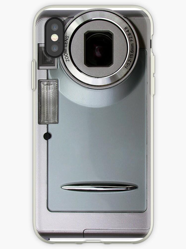 Digital Camera Skin by Jeff Pierson