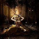 Miss Deer by Selenys