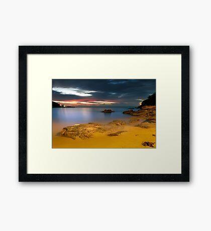 Gordon's Bay Framed Print