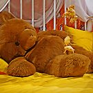 Good Night Dust Mite by TonyCrehan