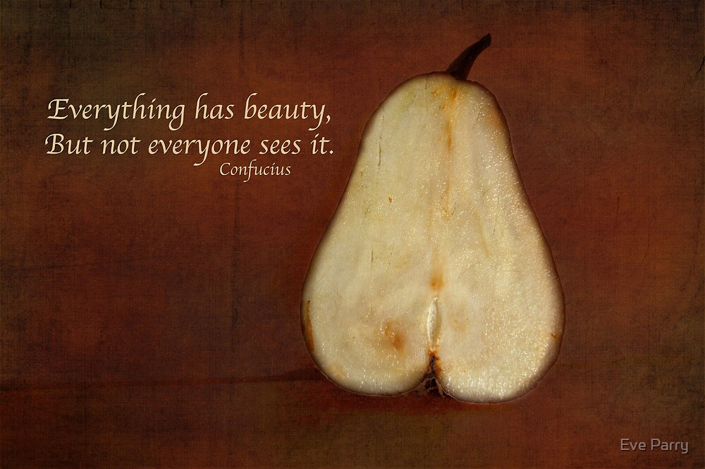 Everything Has Beauty by Eve Parry