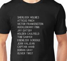 Classic Heroes 2 Unisex T-Shirt