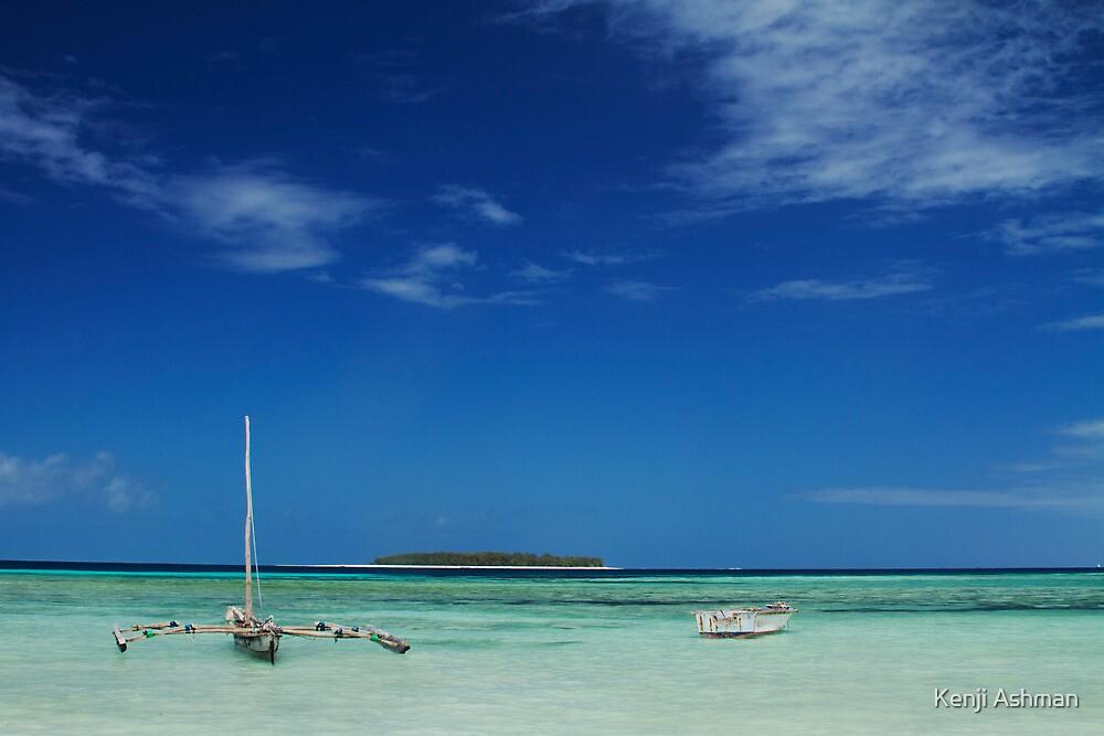 Zanzibar  by Kenji Ashman