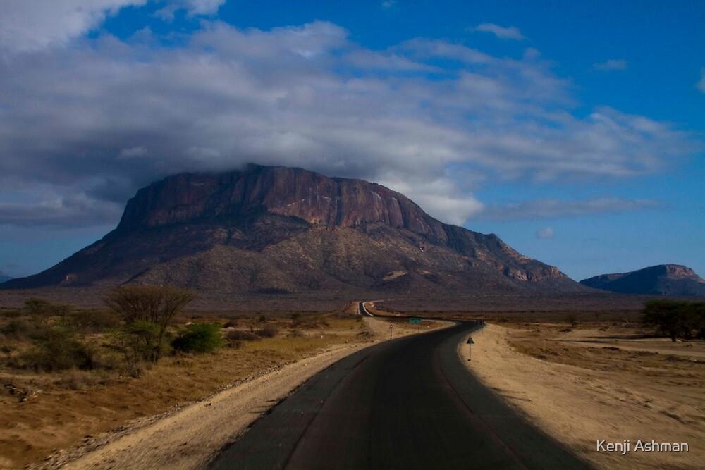 Road to the top by Kenji Ashman