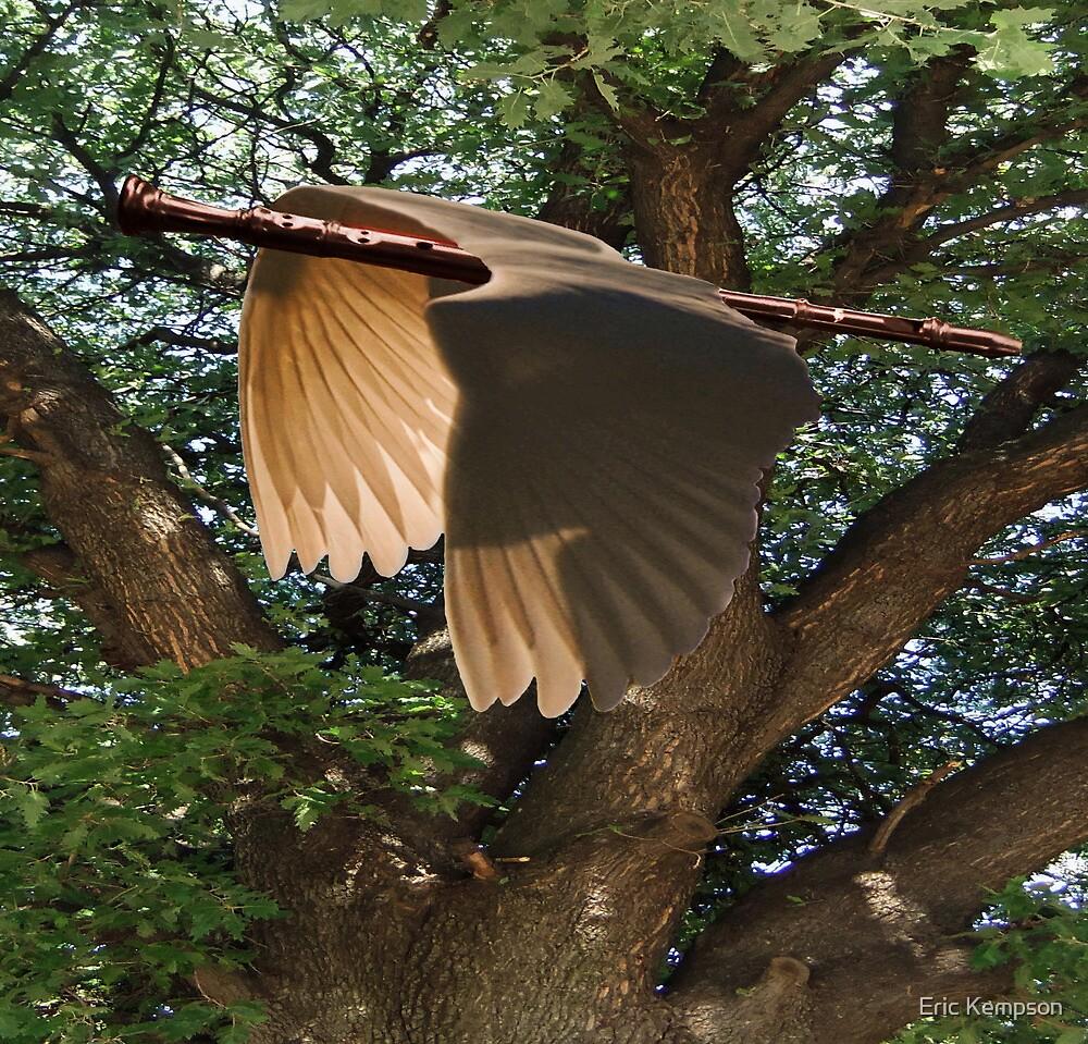Majestic Oak by Eric Kempson