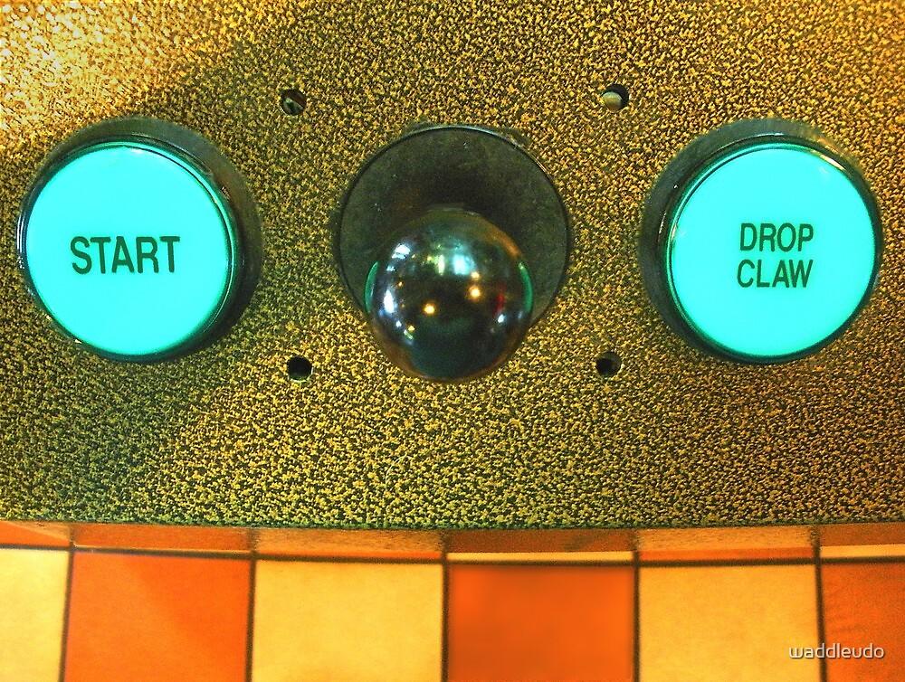Arcade Game by waddleudo