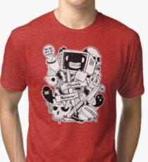 Camiseta de tejido mixto Tonterías Absolutas