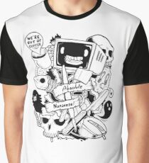 Absolute Nonsense Graphic T-Shirt