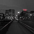 Night Cityscape by bartfrancois
