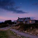 Craig's Hut #2 by Raquel O'Neill