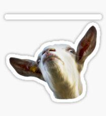 Yoda - The Goat Sticker