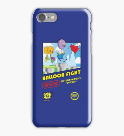 Adventure in Balloon Fighting iPhone Case/Skin