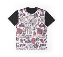 Rock, Shit Graphic T-Shirt