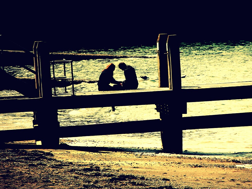 Love On A Pier by OhSoVintage12
