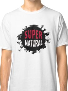 Supernatural World dark Classic T-Shirt
