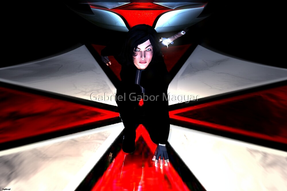 Resident Evil : Return by Gabriel Forgottenangel