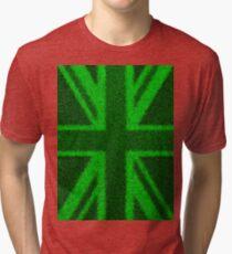 Grass Britain Tri-blend T-Shirt
