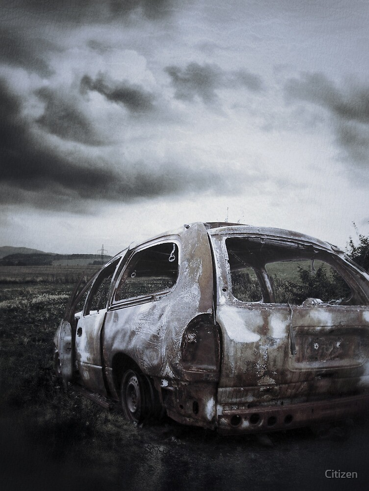 Outta Gas by Nikki Smith