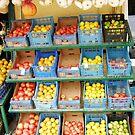 Fruit and Veg. Zante Island Greece by mikequigley