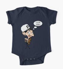 Mr. Bean and Teddy! Kids Clothes